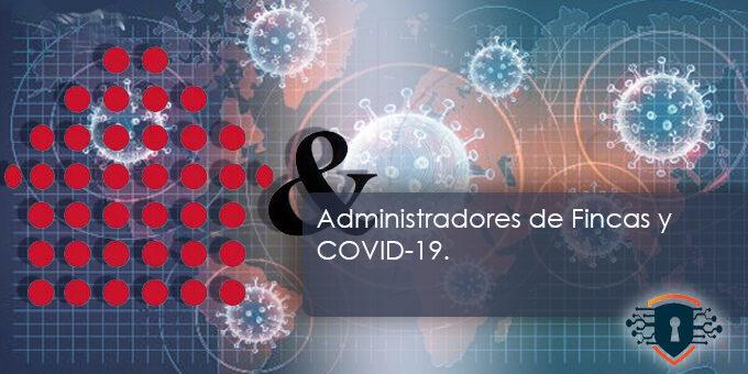 Administradores de Fincas y Coronavirus