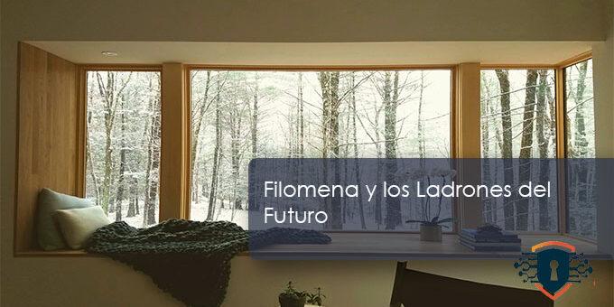 Filomena y los Ladrones del Futuro